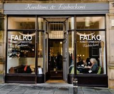 This micro business will show you that anything is possible. Cakes, coffee and conversational German classes. How hasn't anyone thought of that before? Flako, London