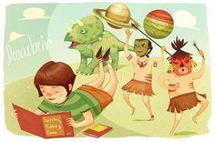 Laura Perez - #ilustracion #ilustracioninfantil #dibujo #arte #arteinfantil