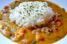 Emeril's Cajun Crawfish Stew – Louisiana Recipe This Louisiana Cajun Crawfish Stew Recipe made famous by Chef Emeril Lagasse is a bit time consuming to make, but definitely worth the effort Crawfish Bisque, Cajun Crawfish, Crawfish Recipes, Cajun Recipes, Seafood Recipes, Live Crawfish, Donut Recipes, Louisiana Chicken Pasta, Louisiana Seafood