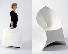 The Flux Chair By Flux