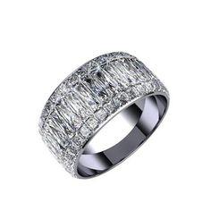 Jacqui Bespoke Diamond Ring