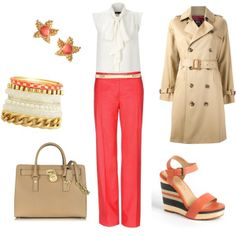 """""""Chic Office Attire"""" by aheino on Polyvore"""