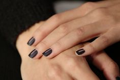 Nail Trends AW 2015 2016 Black cut out marissa-webb