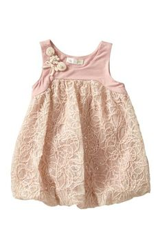 Embroidered Sequin Dress (Baby, Toddler, & Little Girls) by Hannah Banana on @HauteLook