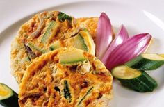 Ricette al microonde: la tortilla con verdure