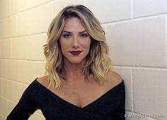 O cabelo da atriz e apresentadora Giovanna Ewbank, mulher do ator Bruno Gagliasso