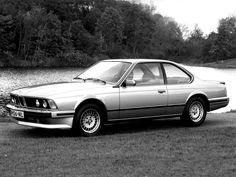 1987–89 BMW 635 CSi (E24)