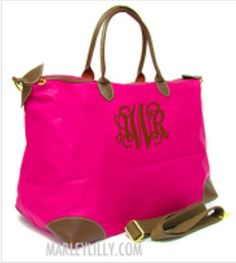 Marley Lilly Weekend Bag