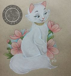 Duchess from 'The Aristocats' <3