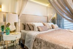 Bed, Furniture, Home Decor, Master Suite, Arquitetura, Interiors, Decoration Home, Stream Bed, Room Decor