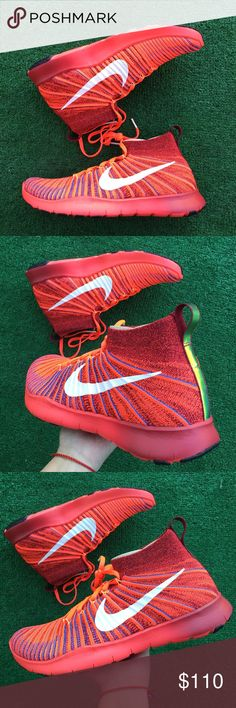 Men's Nike free tr force Flyknit sneakers •Brand new •Authentic •box not included Nike Shoes Athletic Shoes