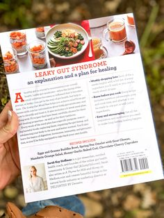 Writing a Book on Leaky Gut - A Gutsy Girl Leaky Gut Diet, Beef Bone Broth, Diet Books, Gut Health, Natural Healing, Writing A Book, Meal Planning, Healthy Lifestyle, Healthy Living