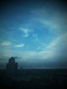 Sky. View from my office.