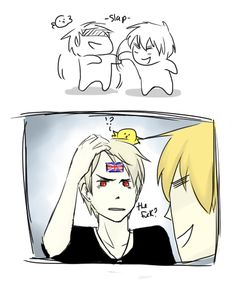 Do you have a flag? YES. by Prussia on Deviantart --- THIS IS MY MOST FAVOURITE THING EVER OMFFFF