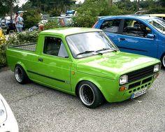 Fiat 147 (I think 🤔) Fiat 128, 147 Fiat, Small Trucks, Mini Trucks, Small Cars, Fiat 147 Pick Up, Vw Caddy 1, Volkswagen Caddy, Fiat Cars