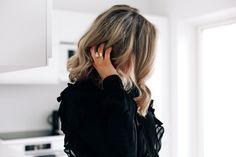 The lob hair & my ring – Eirin Kristiansen