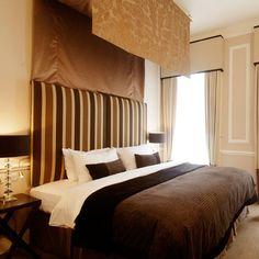 Makuuhuoneen sisustaminen hotelli