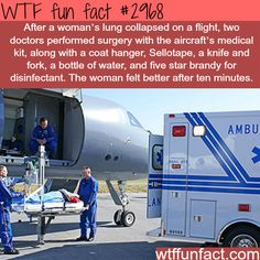 Amazing fact about good doctors -  WTF fun facts