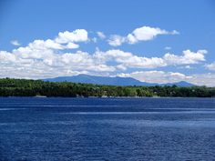 Lake Champlain, Plattsburgh, NY where I grew up, this is a beautiful lake