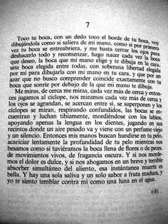 """""""Rayuela"""" (capítulo 7)"""
