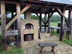 """@emilybuehler: """"One of the ovens we use in my 'Science of Bread' course at @FolkSchool."""" Pinned with permission."""