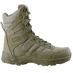 Tactical Boots For Men Lightweight Wear Resistant Military Footwear All Purpose Combat Boots Quick Zip Slip On Feature - 2 Colors - Sand / 9 / Warehouse Trekking Shoes, Hiking Shoes, Hiking Gear, Camouflage, Shoes Boots Ankle, Calf Boots, Military Combat Boots, Hiking Fashion, Cold Weather Boots