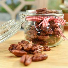 Spiced Pecans By Geoffrey Zakarian