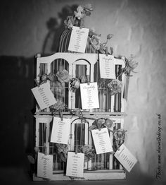 Birdcage table plan wedding hire www.tohave-tohold.co.uk