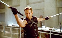 Last we heard, the Deadpool movie was slated for February 2016, but expect more updates on this X-Men spinoff soon: http://insidemovies.ew.com/2014/12/04/ryan-reynolds-deadpool/