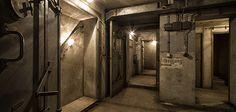 Le bunker sous la gare de l'Est | NEVERENDS - Exploration Urbaine - Urban Exploration - Photographie - Urbex