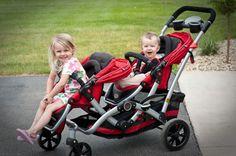 Finding Your Best Double Stroller #doublestroller