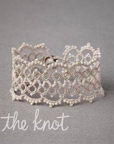 BHLDN - Subtle Infusion Bracelet - This would be gorgeous as a choker styled necklace.
