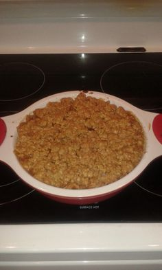 Fejoa and Ginger Crumble – Recipe Fejoa Recipes, Gluten Free Recipes, Crumble Recipe, Gluten Free Flour, Family Meals, Macaroni And Cheese, Cake Decorating, Sweets, Baking