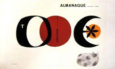 almanaque - sebastião rodrigues 1960