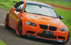 Antelope Ban BMW M3 Halloween Edition