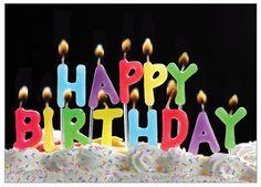 Birthday Candle GIF | Happy Birthday Candles Animated Gif