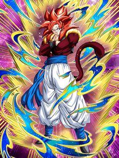 "[The Supreme Fusion] Super Saiyan 4 Gogeta ""I'm neither Goku nor Vegeta...I'm the one who will crush you!"""