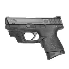 29% Off on #SmithandWesson M&P9c #9mmPistol with Crimson Trace #Green #Laserguard