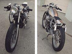'82 Moto Guzzi V50 - Reed Merschat     Pipeburn.com
