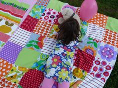 Jane Foster Blog: Perfect Patchwork Quilt Weather!