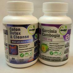 Dr oz garcinia cambogia plus colon cleanse
