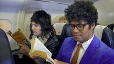 Richard Ayoade and Noel Fielding. Gadget Man Goes South.