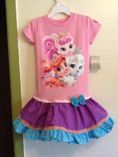 Disney palace pets dress