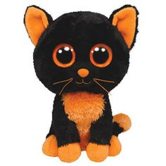 Have you seen these ultra fun Beanie Boos Halloween Beanie Babies? If cute stuffed animals with big eyes make you happy, then these Ty Beanie. Ty Beanie Boos, Beanie Babies, Ty Babies, Beanie Hats, Big Eyed Stuffed Animals, Big Eyed Animals, Cute Animals, Baby Animals, Plush Animals