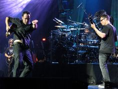 """My # 1 top favorite band/singer is Dave Matthews Band. I remember seeing how much fun Dave was having and I thought to myself at the age of 16 """"thats what I want to do for the rest of my life"""""""