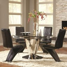 Coaster Table and Chair Sets - Find a Local Furniture Store with Coaster Fine…