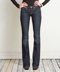 Ideal Bootcut Jeans