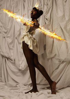 Black Girl Art, Black Women Art, Beautiful Black Women, Black Girl Magic, Art Girl, Bild Girls, Black Goddess, Photoshoot Themes, Black Girl Aesthetic