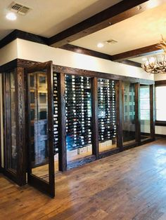 Wine Cellar Design, Wine Cellars, Restoration Services, Wine Bottles, Wine Rack, Houston, Custom Design, Vase, Flat