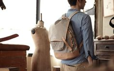 BOTTE rucksack /グレー   ファッション,ファッション小物   Orne de Feuilles